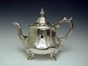 Silver tea pot (AO95-1)