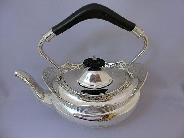 VW104-1Silver kettle